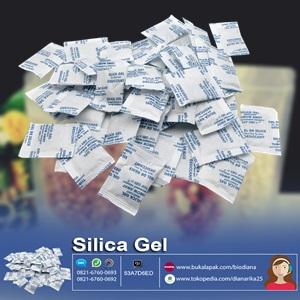 Distributor Silica Gel Untuk Makanan